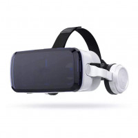 3D Virtual Reality Bluetooth Headset Integrated Glasses for G04BS VR 1080P FHD Immersive VR Screen