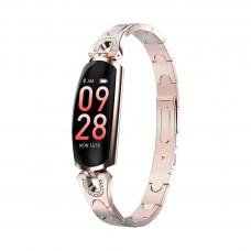 Smart Watch,Fitness Tracker H8 Women Smart Watch Bracelet Heart Rate Monitor Blood Pressure Fitness