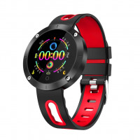 DM58PLUS Male Female Heart Rate Monitoring Bluetooth Sports Smart Watch