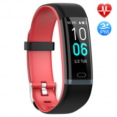 WL-Y19 Fitness Tracker with Heart Rate,Blood Pressure,Female Physiological, Sleep Monitoring, Pedometer, IP68, Fitness Traker for Women Men Kids,Compatible with Android and iPhone